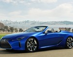 Lexus Takes the Roof Off the 5.0-Liter V8-Powered LC 500