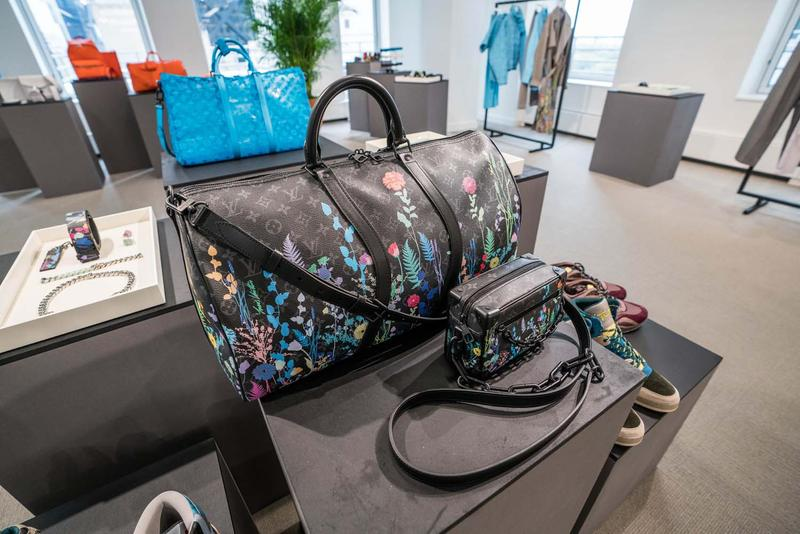Louis Vuitton Spring Summer 20 Showroom Preview