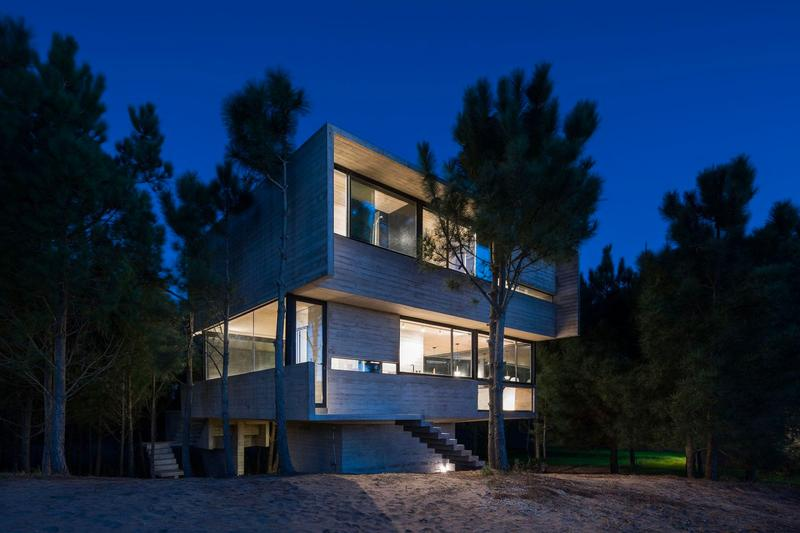 Luciano Kruk House In The Trees Info Hypebeast