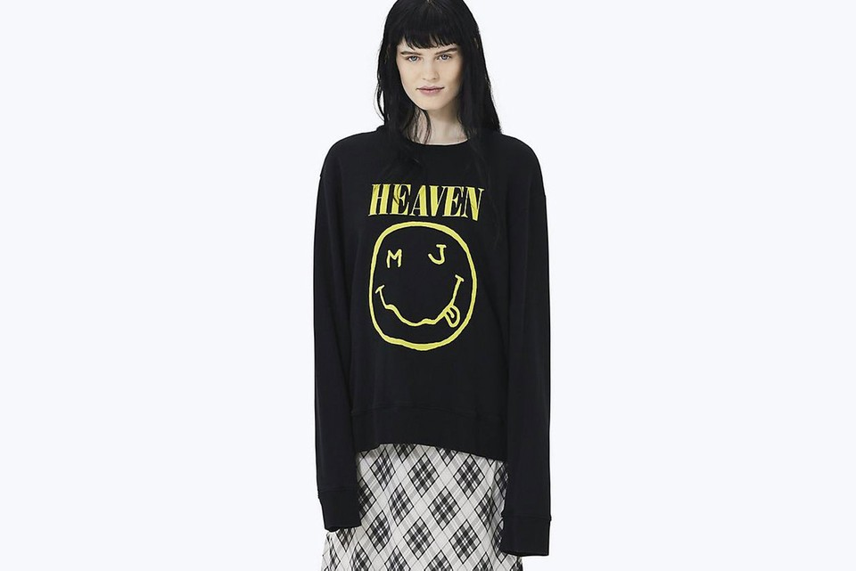 Court Sides with Nirvana in Copyright Infringement Lawsuit Against Marc Jacobs