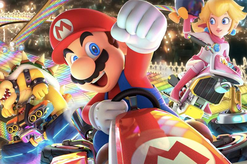 'Mario Kart Tour' Multiplayer December Drop Info nintendo luigi peach bowser toad yoshi nostalgia video games gaming ios android update app mobile