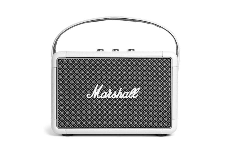 Marshall kilburn 2 audio speaker bluetooth portable music amp amplifier