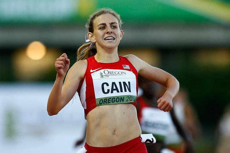 Mary Cain track and field athlete american US Nike oregon project alberto salazar controversy abusive running champion