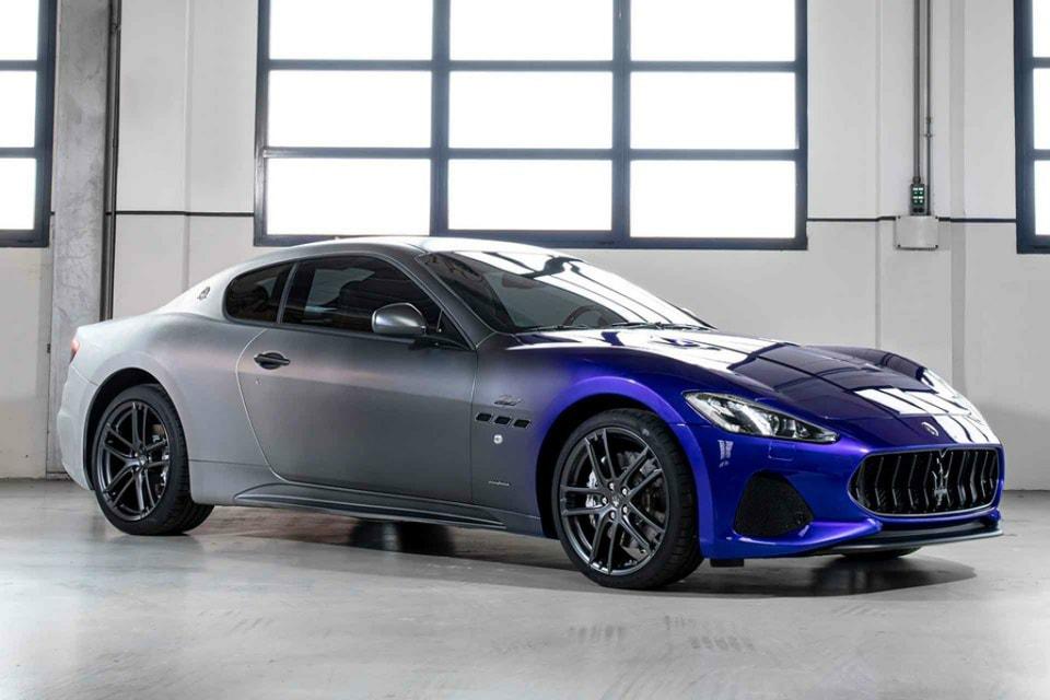 Maserati Concludes GranTurismo Production with One-Off GranTurismo Zeda