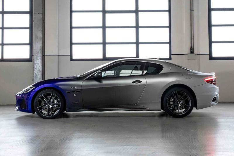 Maserati new 2020 GranTurismo Zeda car vehicle electric last final 2019 november info news details pics pic picture pictures image images