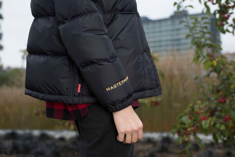 Woolrich mastermind JAPAN Capsule