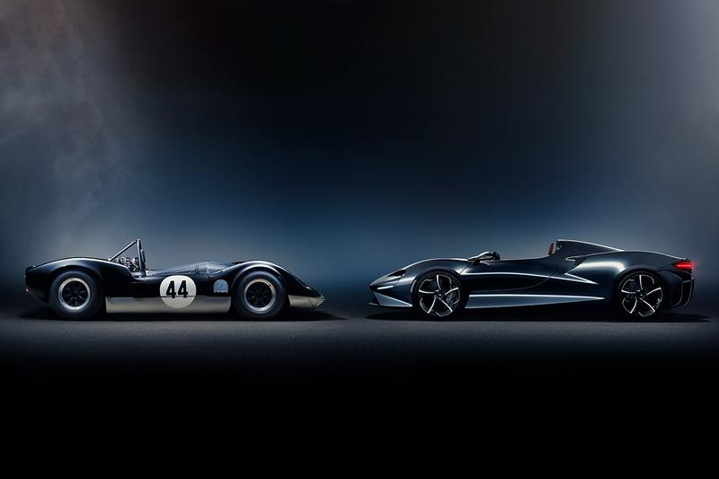 McLaren elva british automaker racing ultimate series cars hypercar
