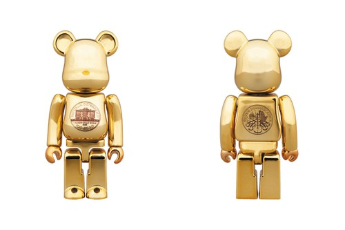 Medicom Toy Pays Homage to Vienna Philharmonic With Golden BE@RBRICK