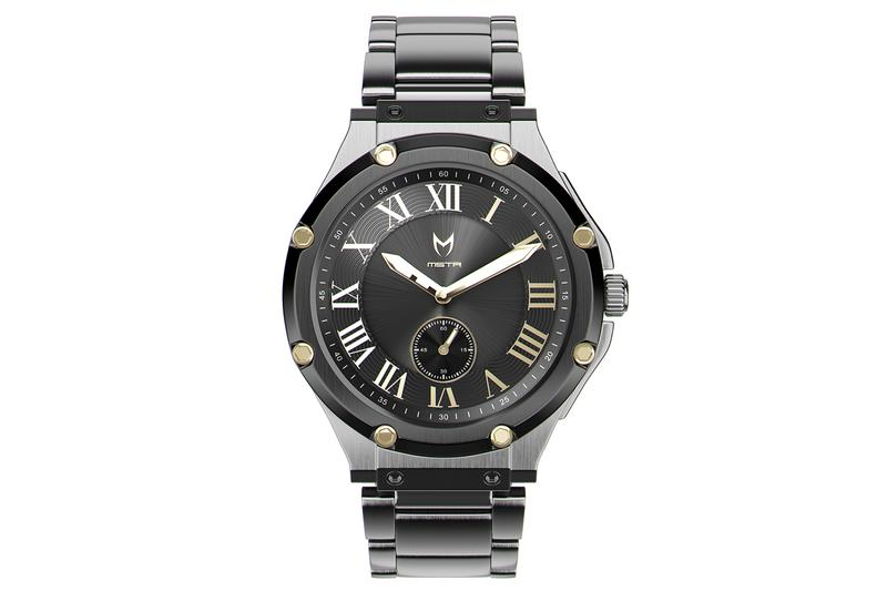 Meister Launches 10 New Colorways Of Ultra Slim Watch water resistant 50 pieces 37mm by 8.6mm thin stainless steel band roman numerals unisex timepiece Black Friday
