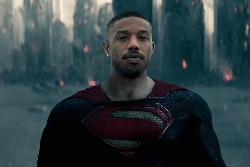 DC Comics Michael B. Jordan Warner Bros Superman Green Lanturn Movie Joker R-rated