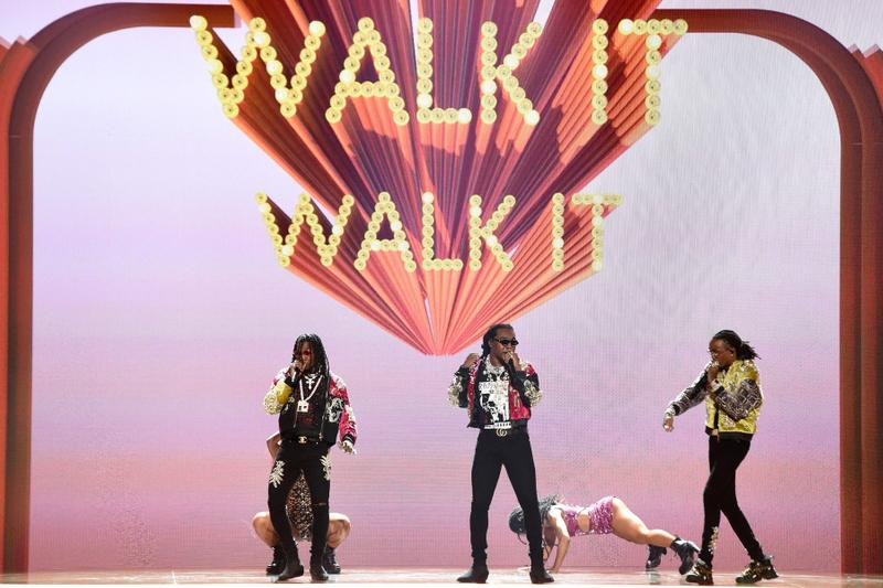 "Migos Win ""Walk It Talk It"" Lawsuit Over M.O.S. copyright infringement case legal battles drake chorus hook similarities"