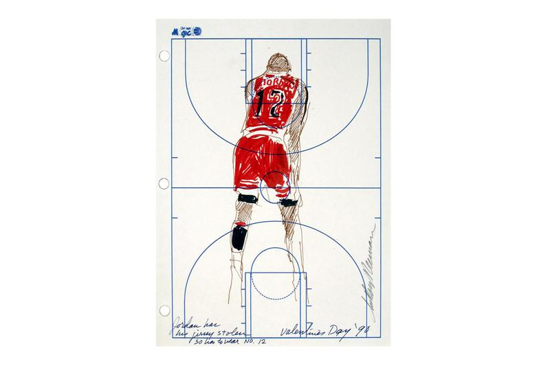 "NBA ""Momentum"" Exhibition Art Basel Miami Beach Nautilus Hotel Leroy Neiman Bradley Ward Eric Elms"