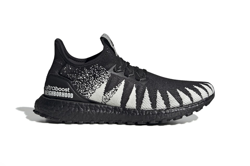NEIGHBORHOOD Puts a Stark Spin On Two adidas UltraBOOSTs