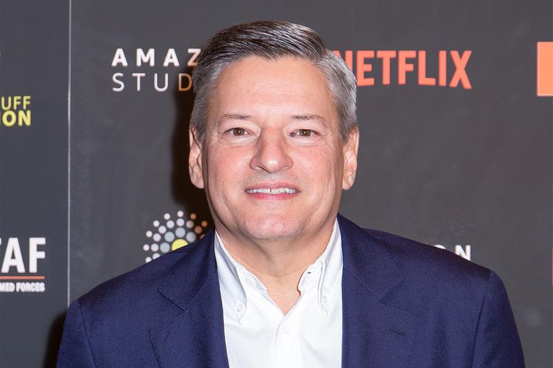 Netflix chief creative officer disney plus launch streaming platform ted sarandos