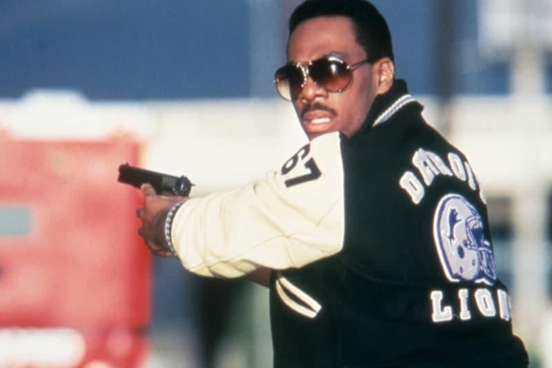 Netflix Original Paramount Beverly Hills Cop 4 Eddie Murphy