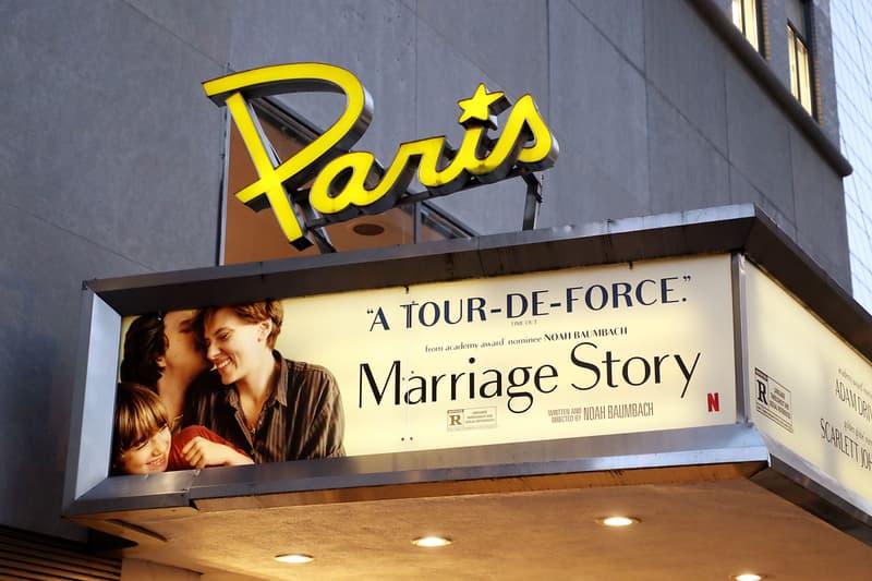 Netflix Saves New York's Last Single-Screen Cinema Paris Theatre from Shutting Down