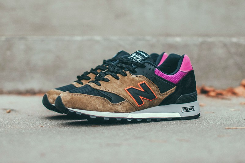 New Balance 577 Made in England Receives Trail-Ready Colorway