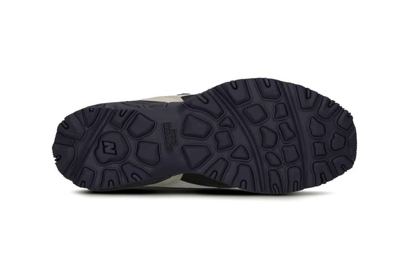 "New Balance 801 ""Orange/Black"" & ""Stone/Black"" Pack release info ML801FR ML801FT trail runner climbing shoe sneaker drop date price all terrain abzorb sole japan exclusive"