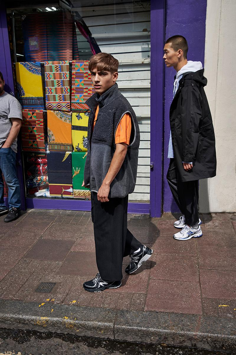 New Balance 860 v2 first look multi colored white black grey suede pink orange release information ewen spencer the streets lookbook buy cop purchase end. footpatrol