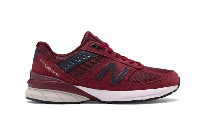 New Balance 990v5 Burgundy Navy red maroon m990v5 29969 made in the us united states