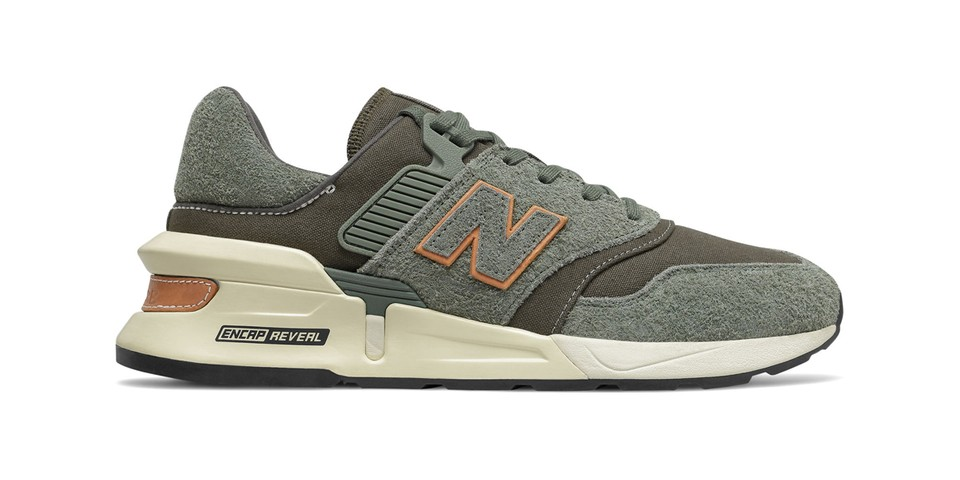 New Balance Offers the 997 Sport a Fuzzy, Earth-Toned Update thumbnail