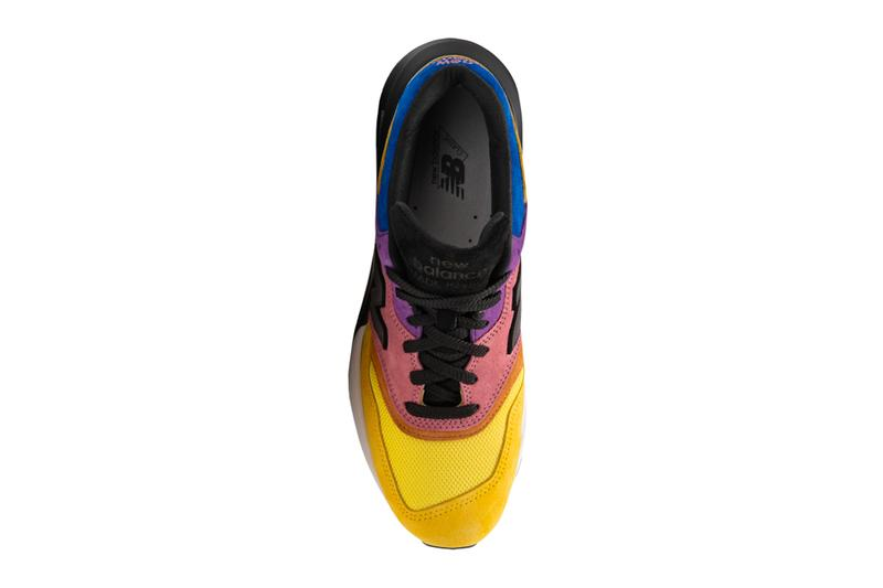 New Balance Made in US 997S Baited Colorway sneakers footwear shoes trainers runners handmade handcrafted 997 M997SB1 multi colored reconstructed ENCAP REVEAL