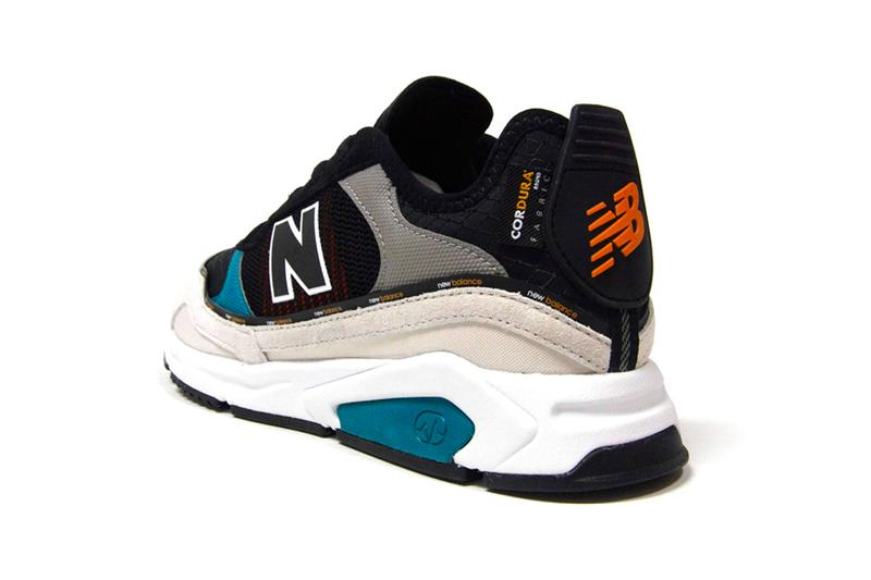"""New Balance Limited Edition MSX-RACER """"CORDURA PACK"""" sneakers footwear shoes trainers runners mita Japan reconstructed deconstructed 1990s 99x series trail abzorb midsole"""