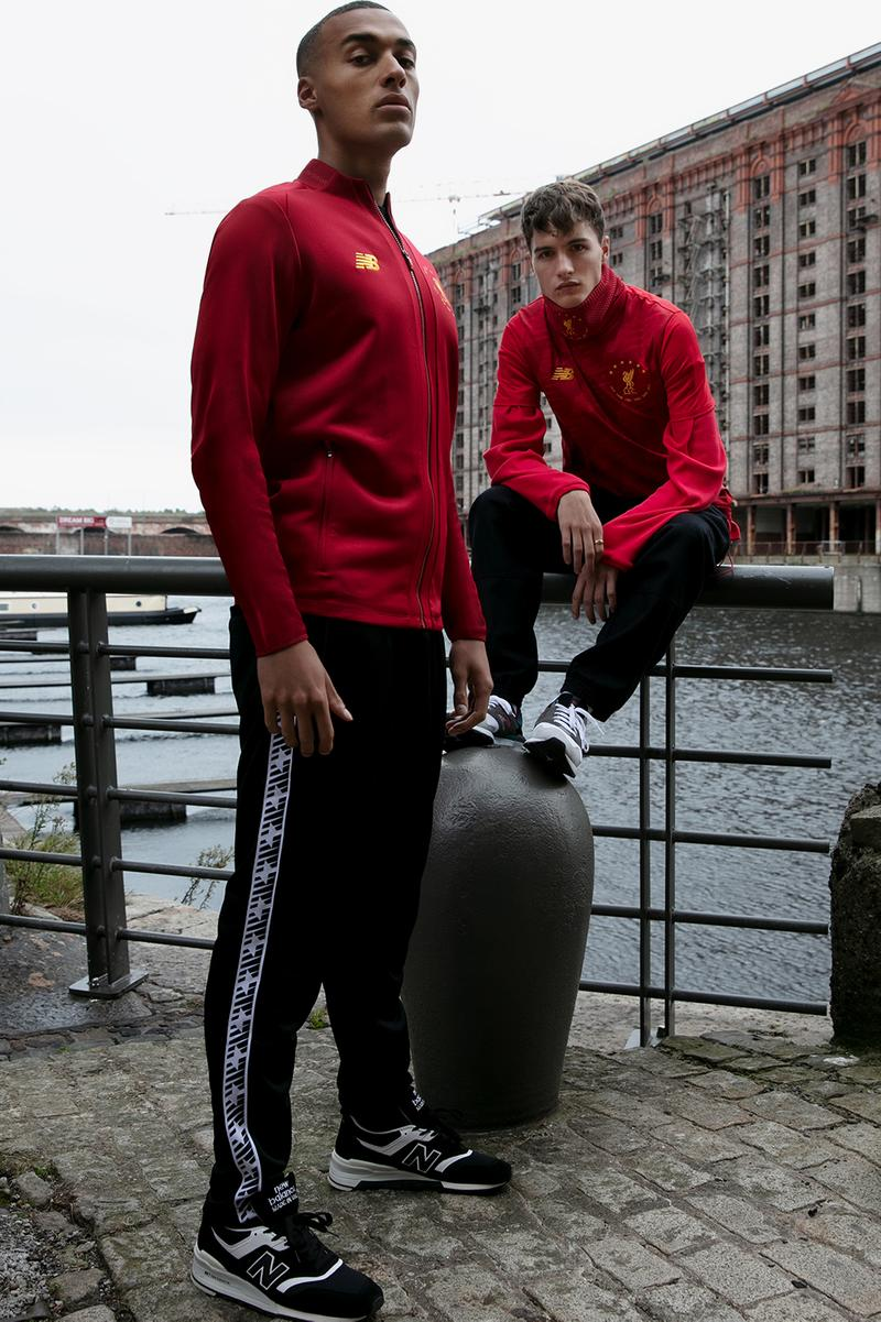 new balance football soccer liverpool fc release information six times a red champion's league buy cop winner 2019 final collection