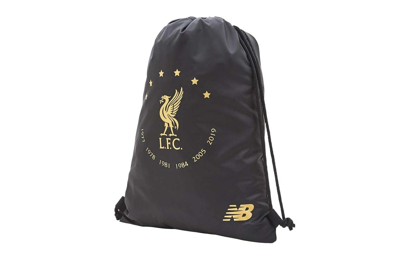 リヴァプール × ニューバランスより6度の欧州制覇を祝した限定コレクションが登場 Liverpool's