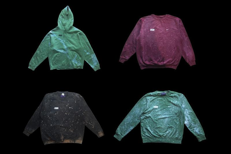NEW FOUND FORM Upcycled Sweaters Capsule Release Jordan Vickors Josh Barnes Info Date Buy