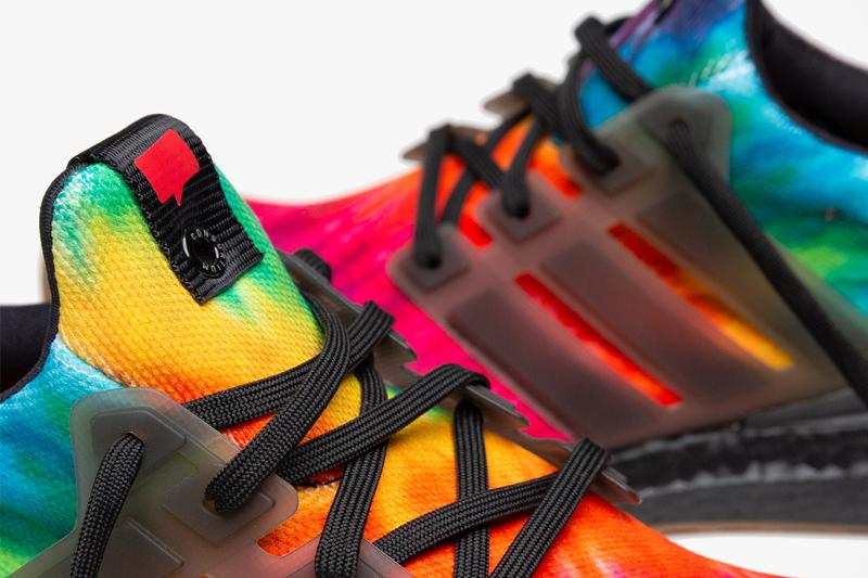 nice kicks adidas consortium ultraboost woodstock tie dye core black friday gum fu9164 release date info photos price