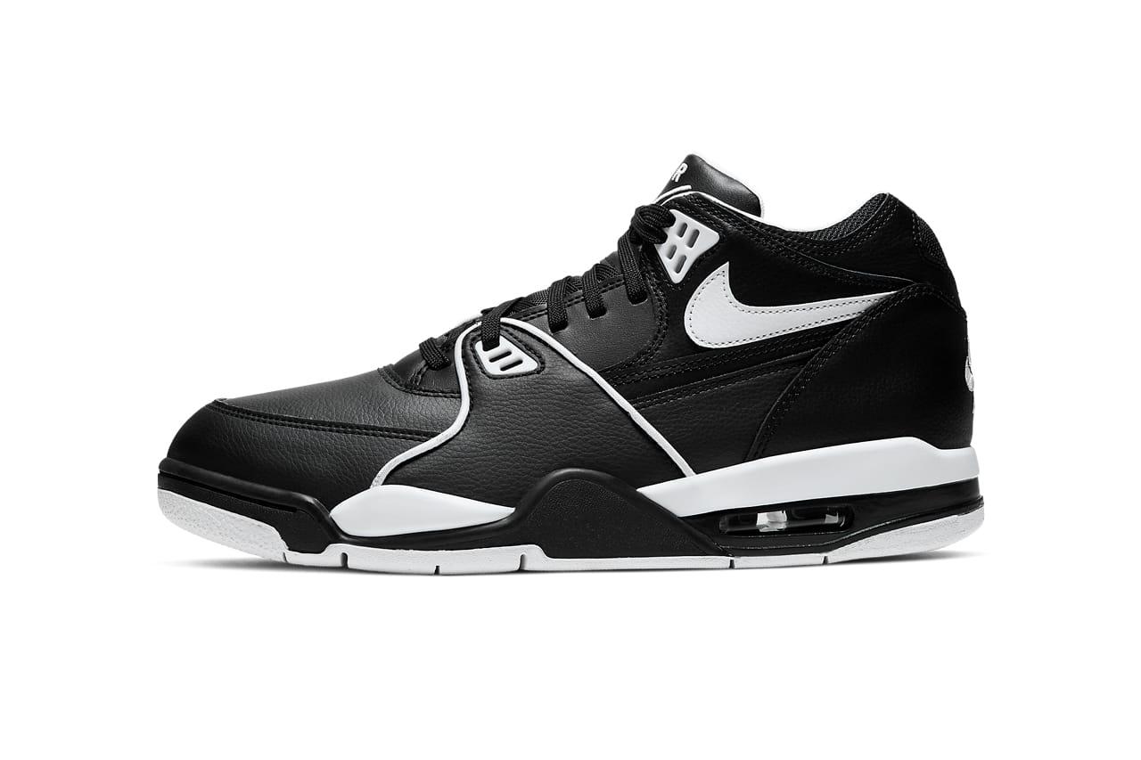 Nike Air Flight 89 Black/White Retro