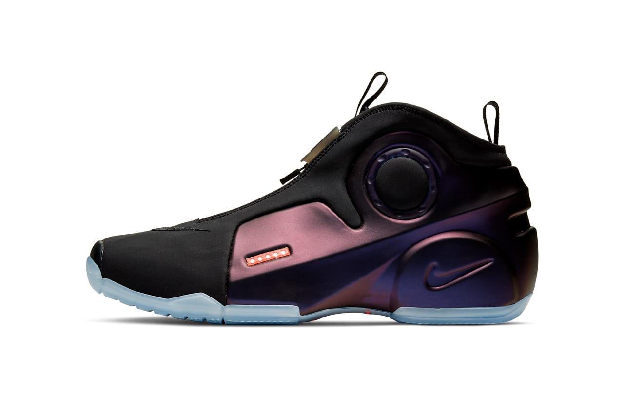 Nike Air Flightposite 2 Eggplant