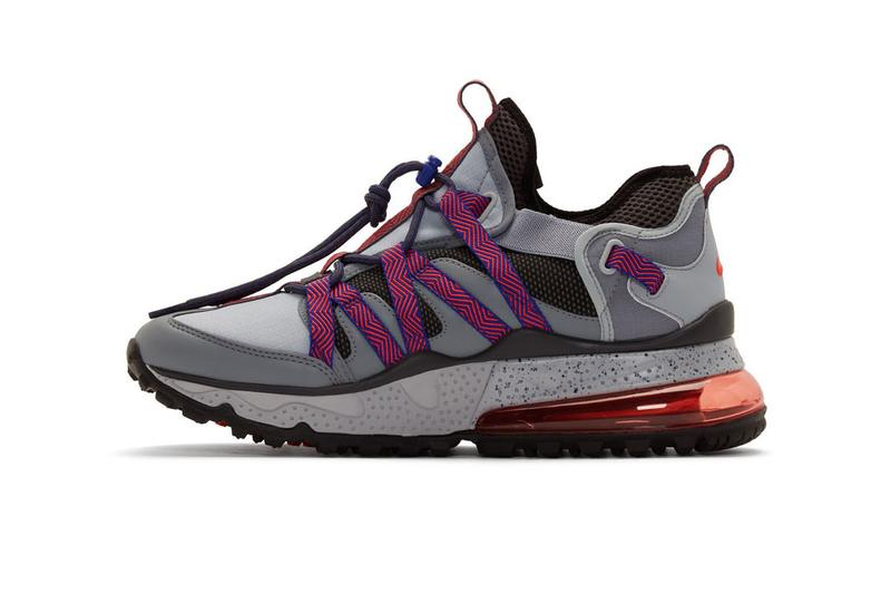 Nike Air Max 270 Bowfin Grey Colorway AJ7200-009 wolf cool concord black sneaker release date info drop buy