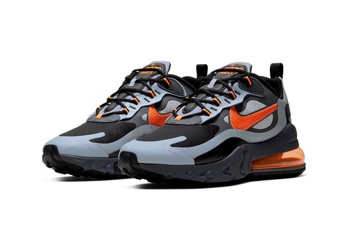 Nike Unleashes the Seasonal Air Max 270 React Winter