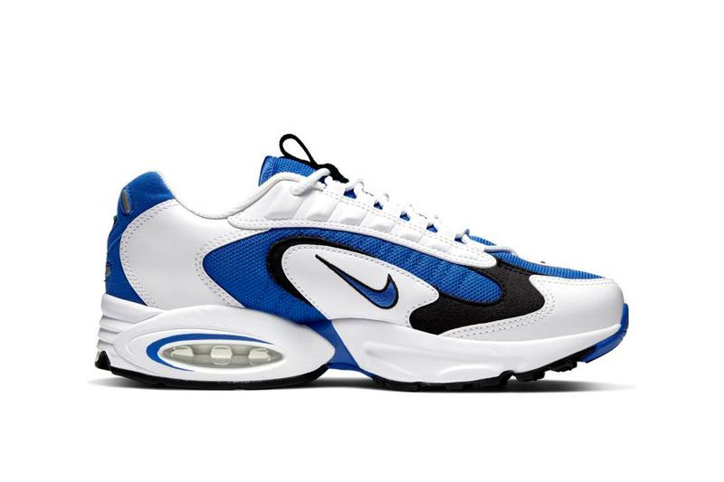 """Nike Air Max Triax 96 OG Colorways Release """"University Red"""" """"Varisty Royal"""" Blue Red White Black"""