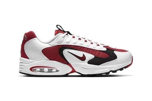 """Nike Revitalizes The Air Max Triax 96 in """"Gym Red"""""""