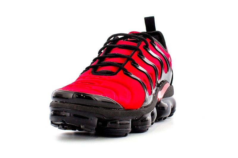 "Nike Air VaporMax Plus ""University Red"" Release  sneakers kicks footwear shoes trainers nike air retro air max 90 air max 98"