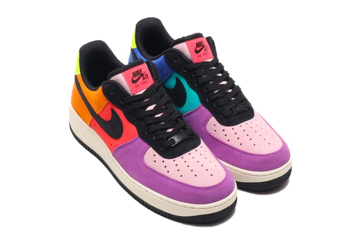 atmos x Nike Air Force 1 \