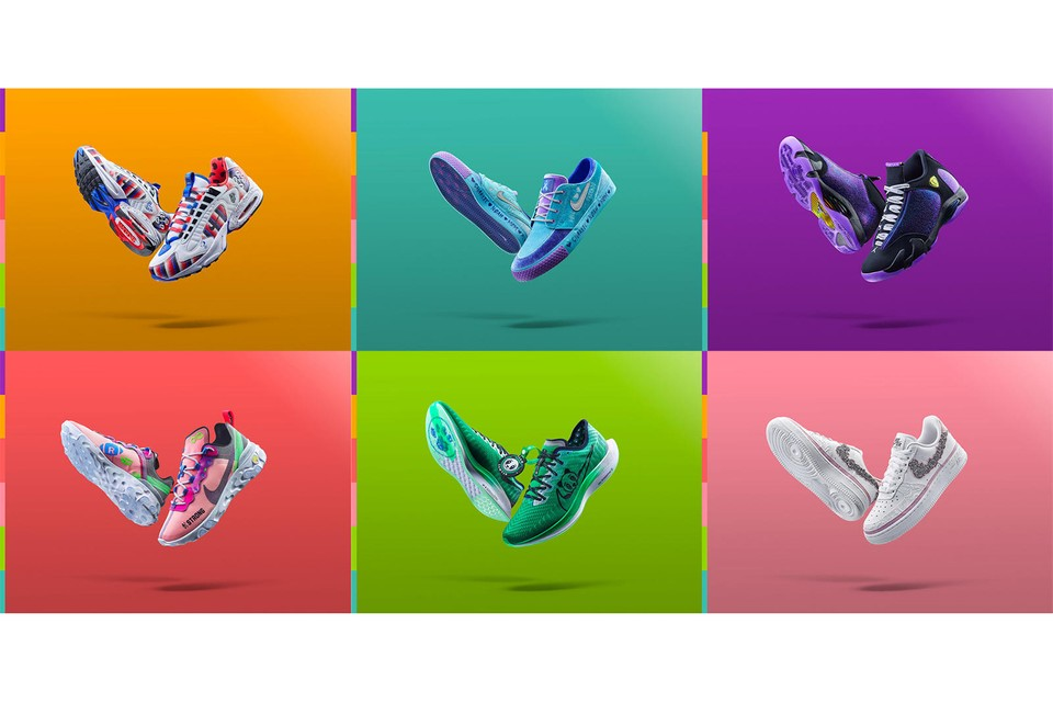 Take an Official Look at the Nike Doernbecher Freestyle 2019 Collection