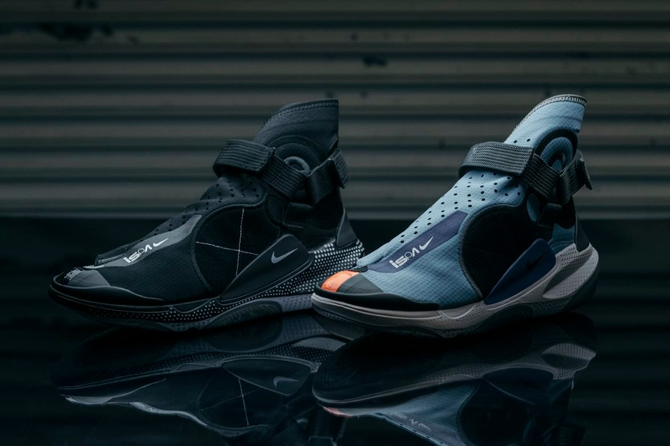 Nike's New Weather-Ready ISPA Joyride Envelope Takes Center Stage in HAVEN Editorial