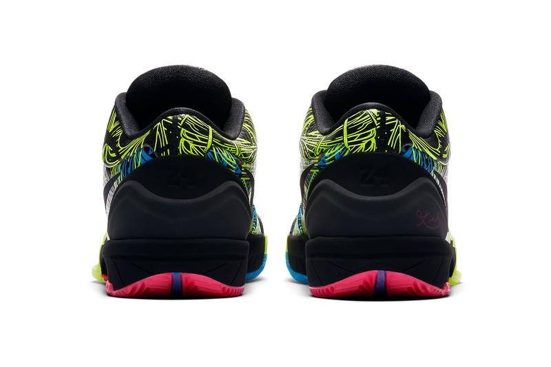 nike kobe bryant 4 protro wizenard black green red blue cv3469 001 release date info photos price book childrens novel