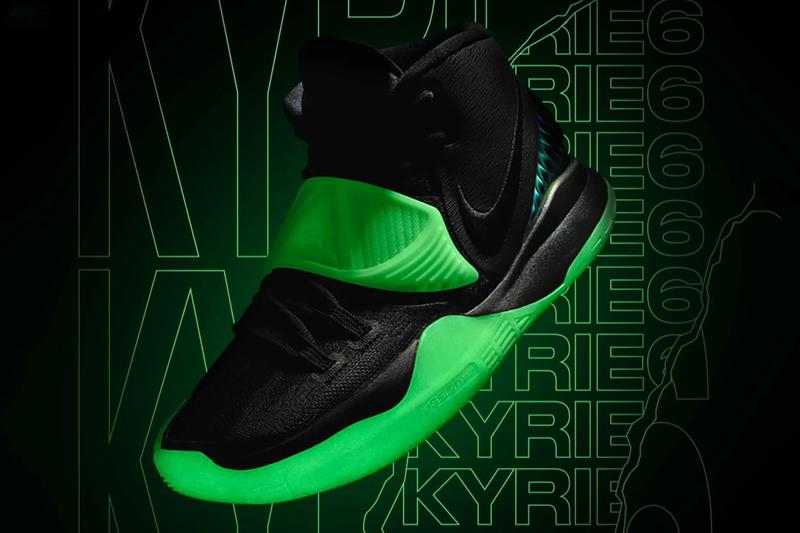 Nike Kyrie 6 By You Glow-in-the-Dark Option