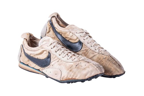 """Another Ultra-Rare Nike """"Moon Shoe"""" Is Auctioning for $100,000 USD"""