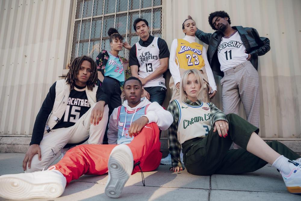 Nike Unveils 2019-20 NBA City Edition Jerseys (UPDATE)
