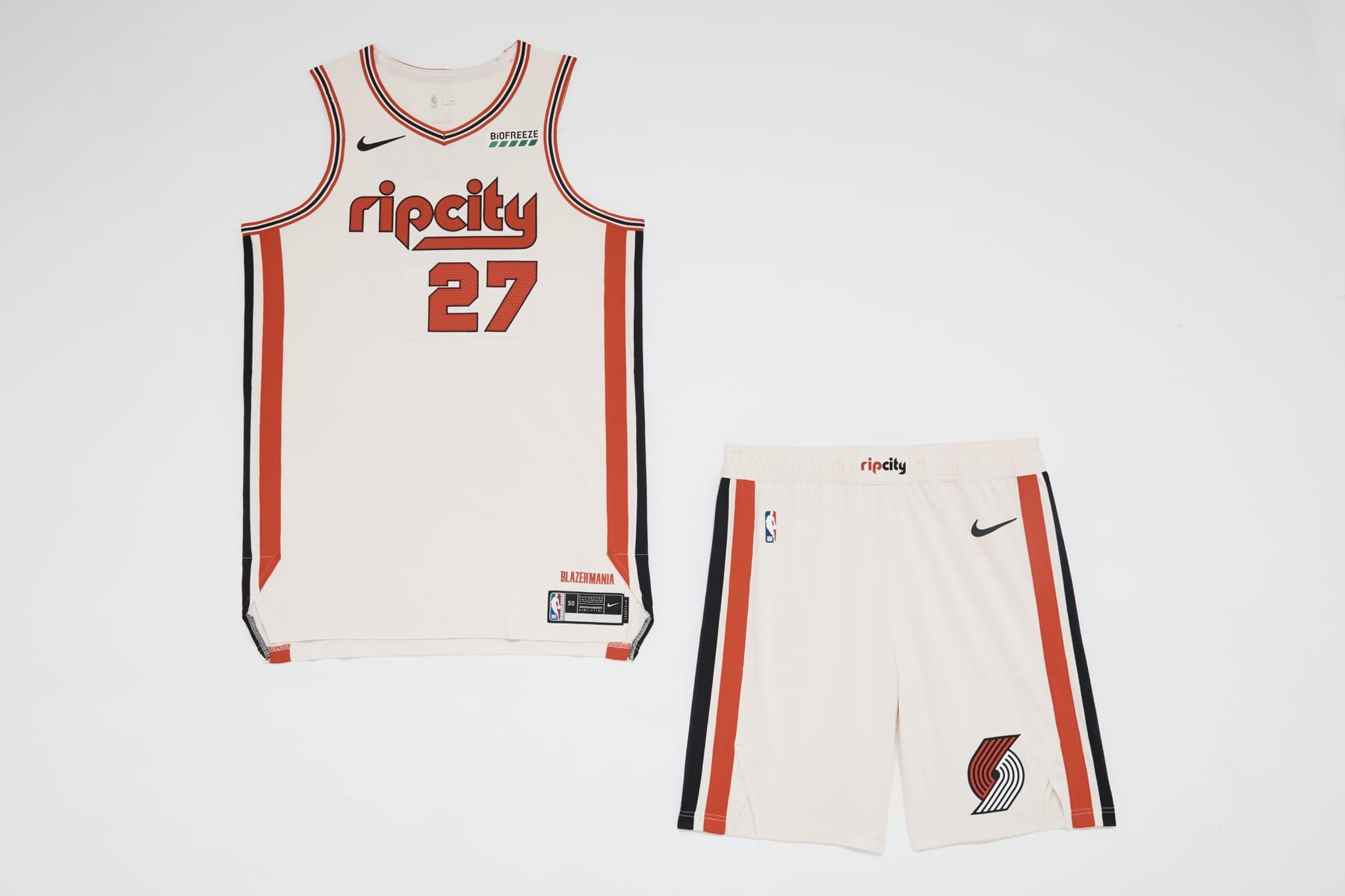Nike Unveils 2019-20 NBA City Edition