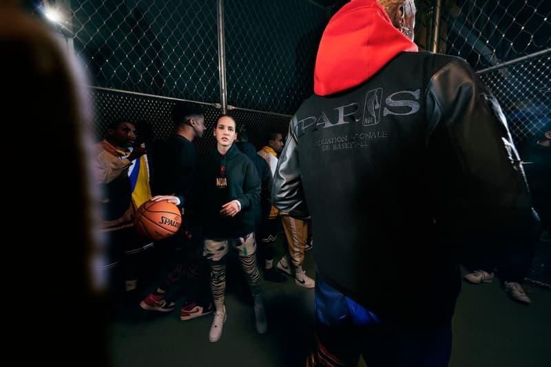 Nike 2020 NBA Paris Game Capsule lookbook basketball range sports release info france Charlotte Hornets Milwaukee Bucks january 24 jumpman basketball