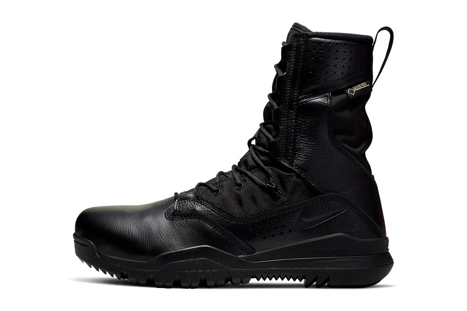 "Nike Gears up for Winter With SFB Field 2 8"" GORE-TEX Tactical Boot"