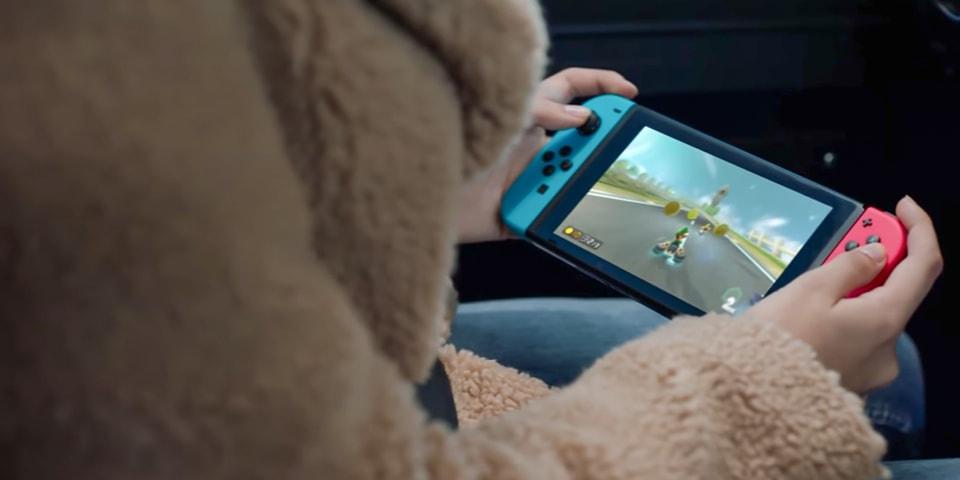 Nintendo Switch Black Friday Cyber Monday Deals Hypebeast