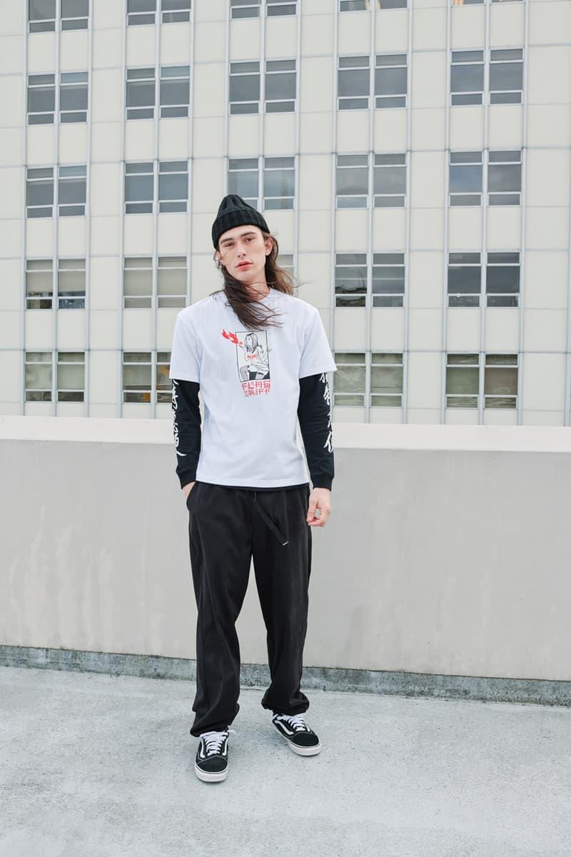 "Nordstrom Men's Concept 007 ""BEAMS"" Pop-Up Shop collaboration capsule collection teatora sasquatchfabrix orslow teatora flagstuff plus couture womens mens home japan november 2019 7 january 2020 store"